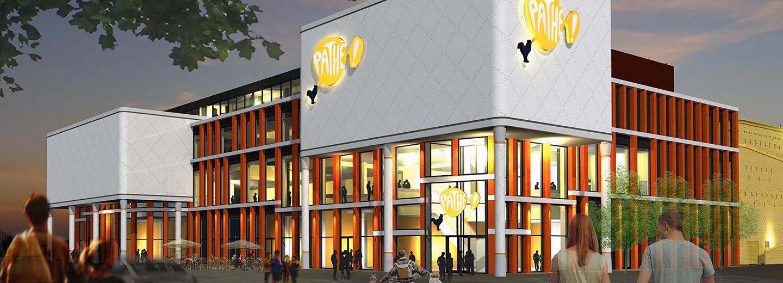 Nieuwbouw Pathé Zwolle