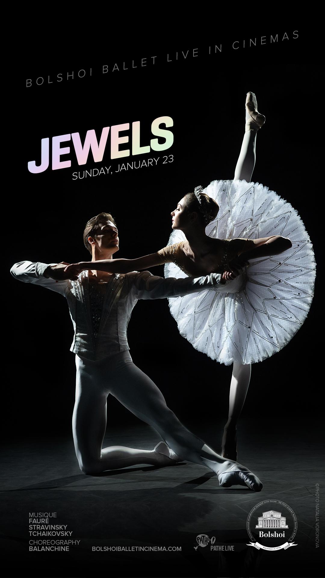 Ballet: Jewels