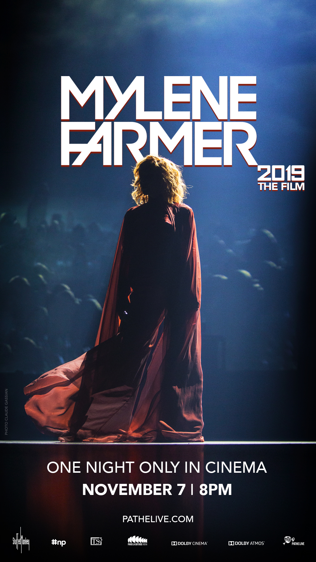Mylene Farmer 2019 - The Movie
