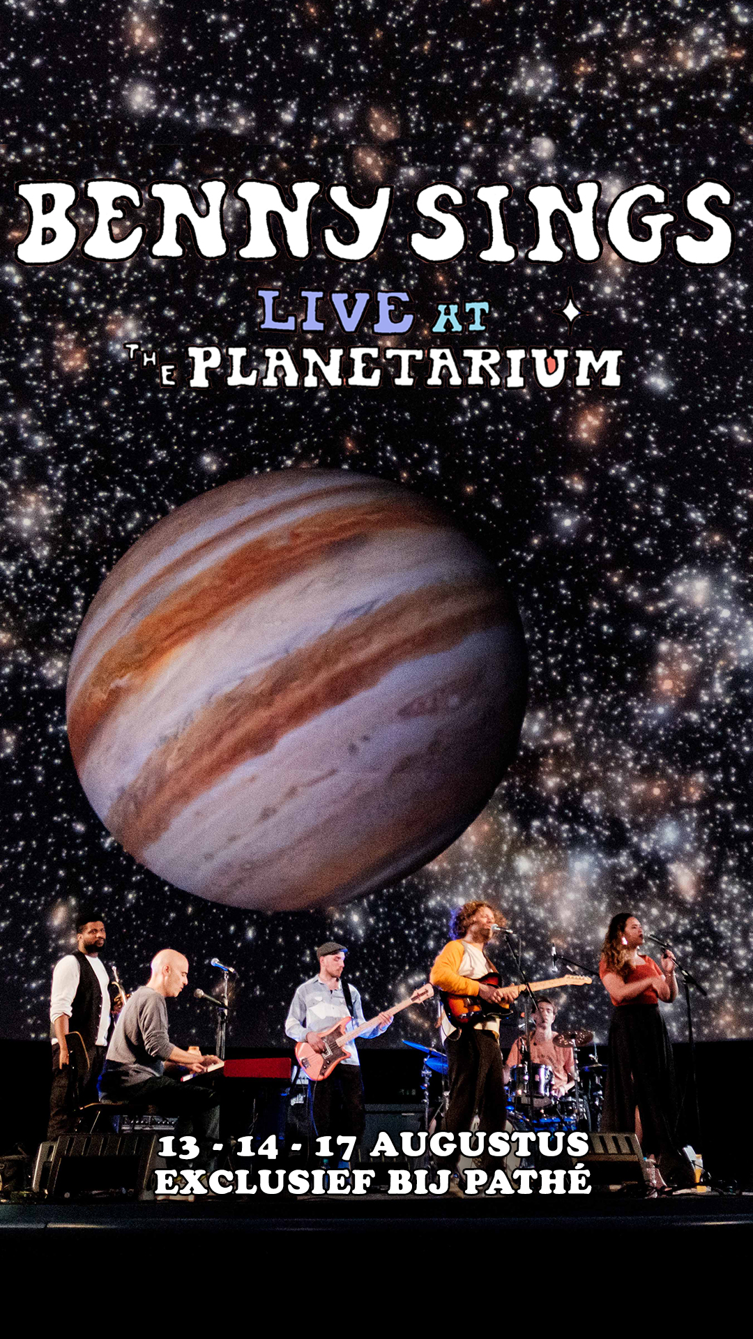 Benny Sings: Live at the Planetarium Amsterdam