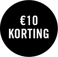 10 euro korting op je Unlimited abonnement