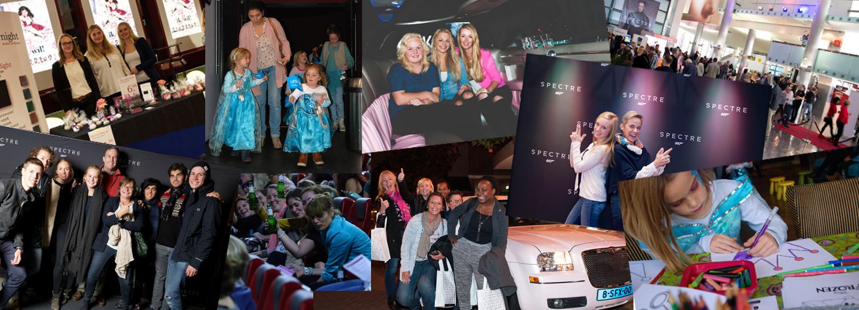 Foto's van evenementen bij Pathé