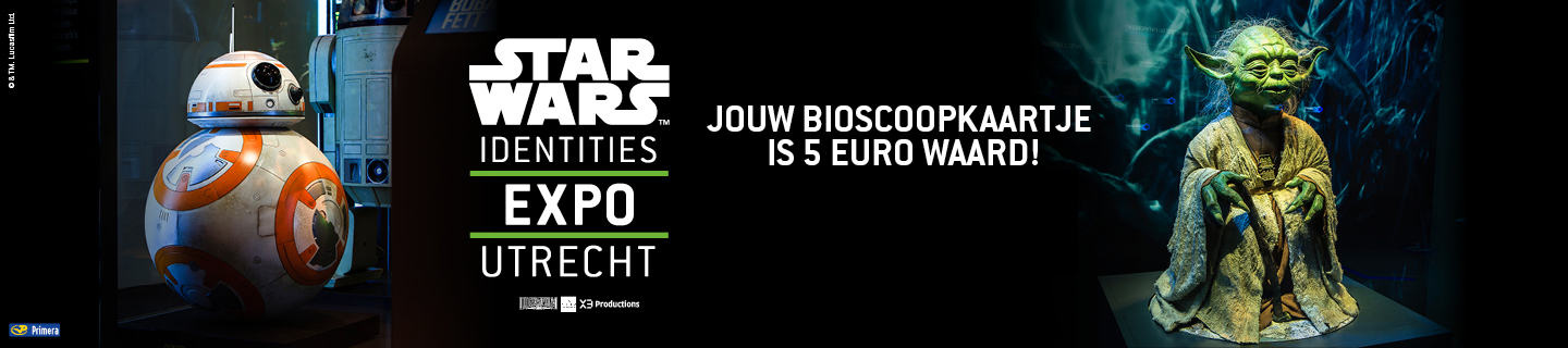 Met korting naar Star Wars Identities: The Exhibition