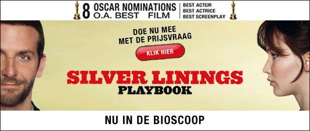 Prijsvraag Silver Linings Playbook