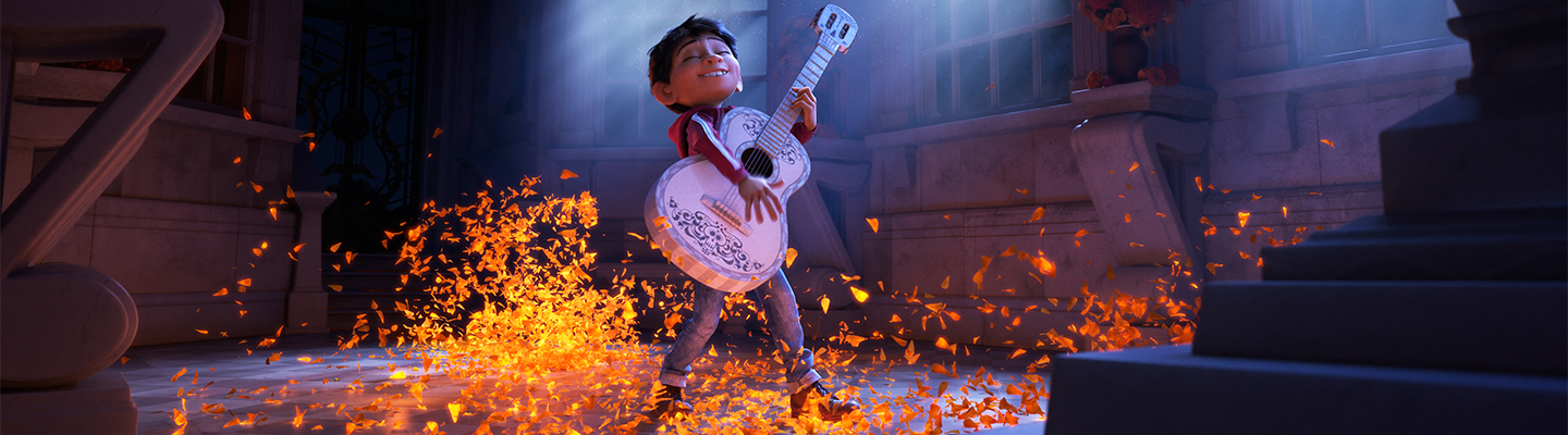 Coco - Pixar Quote quiz