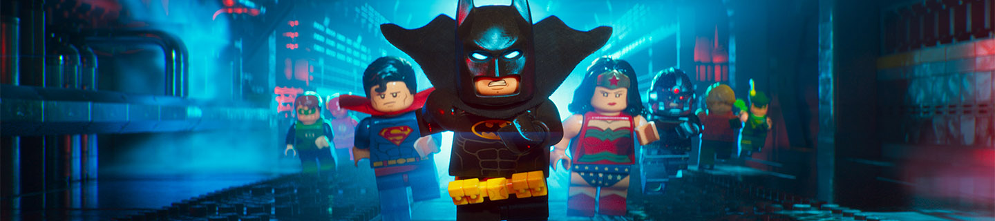 The LEGO Batman Movie - nu bij Pathé