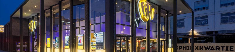 Parkeren bij Pathé Maastricht - extra info
