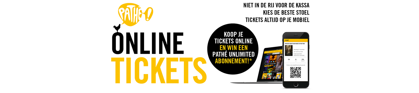 Win een Pathé Unlimited Card!