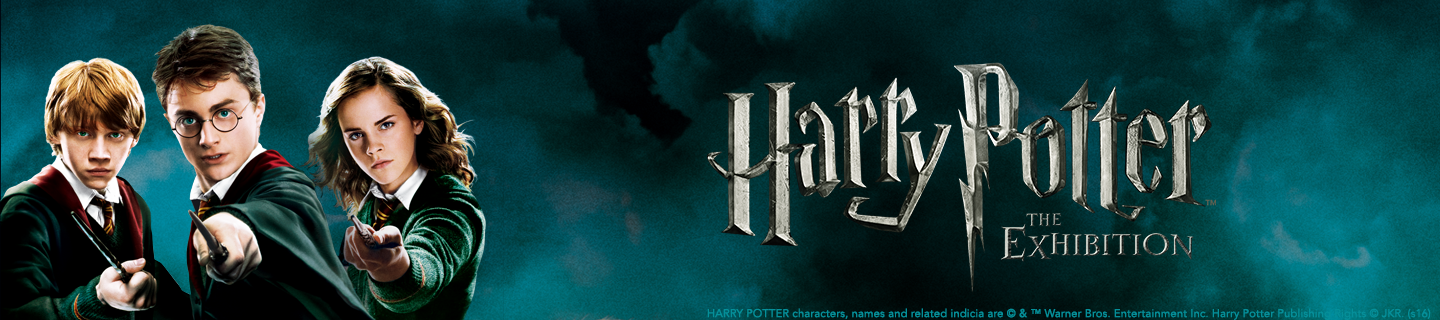 Harry Potter™: The Exhibition bij CineMec Utrecht!