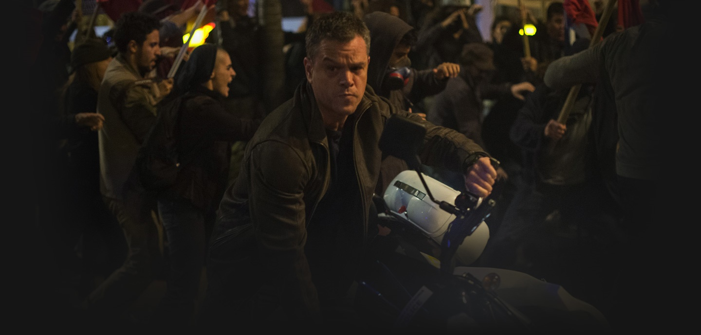 Jason Bourne is terug
