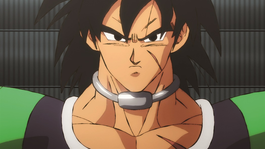 Dragon Ball Super: Broly (Engels)