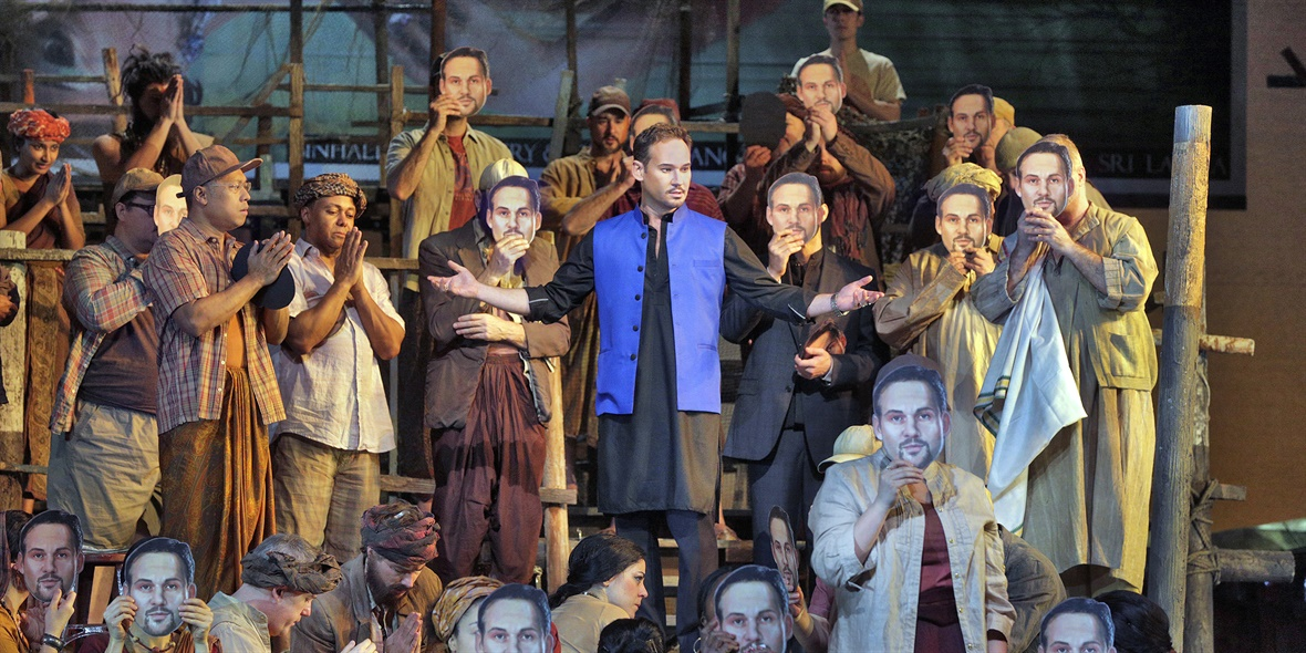Zomer Opera: Les Pêcheurs de Perles (Bizet) (2017)