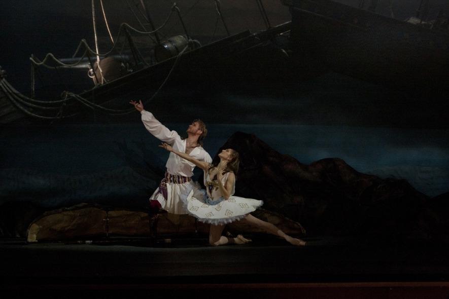Pathé Ballet: Le Corsaire