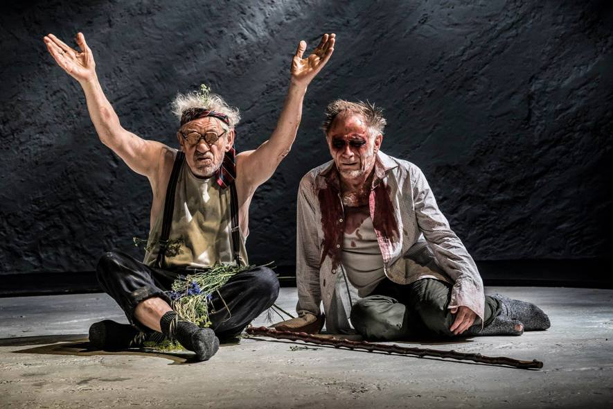 NT Live: King Lear (2018)