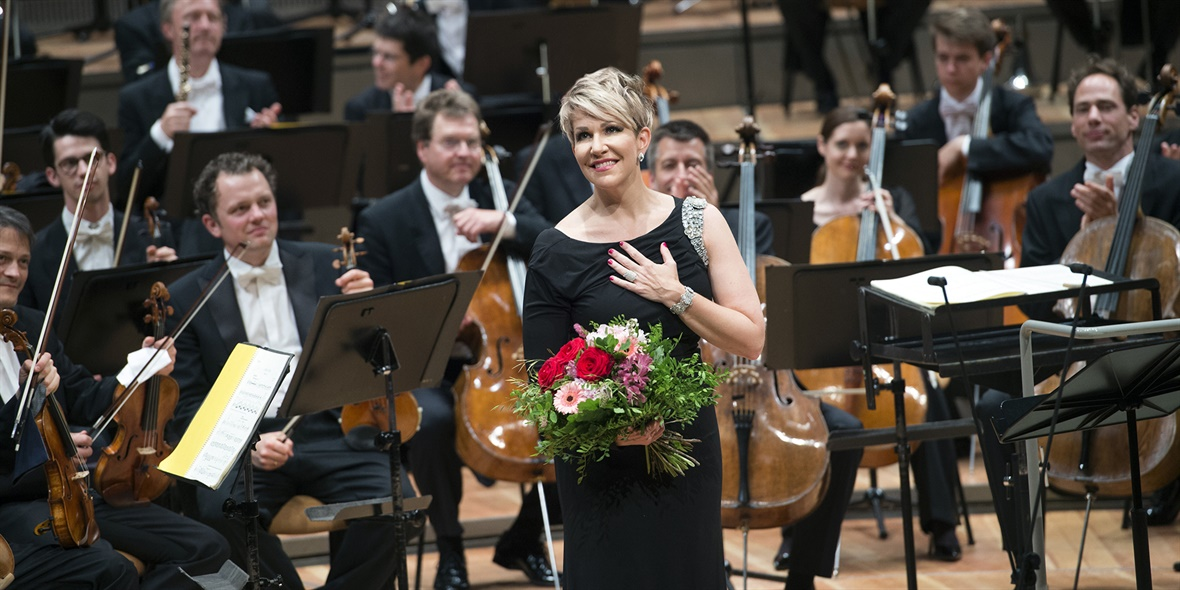 New Year's Eve concert with Sir Simon Rattle and Joyce DiDonato