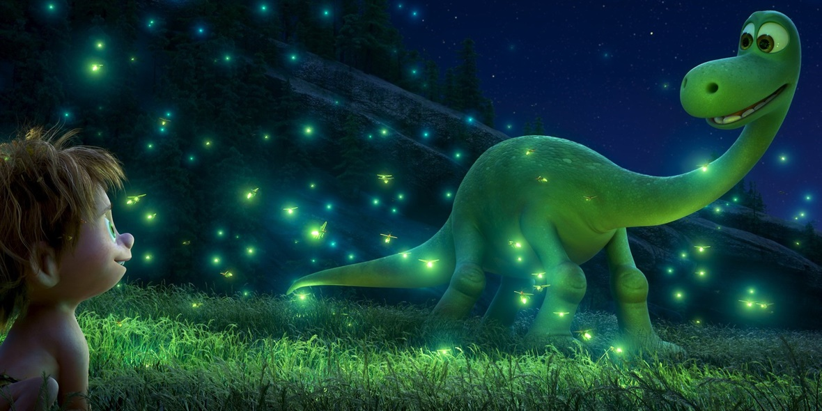 The Good Dinosaur (Originele versie)