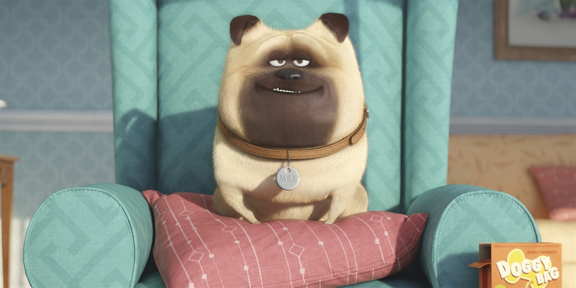 The Secret Life Of Pets (Originele versie)