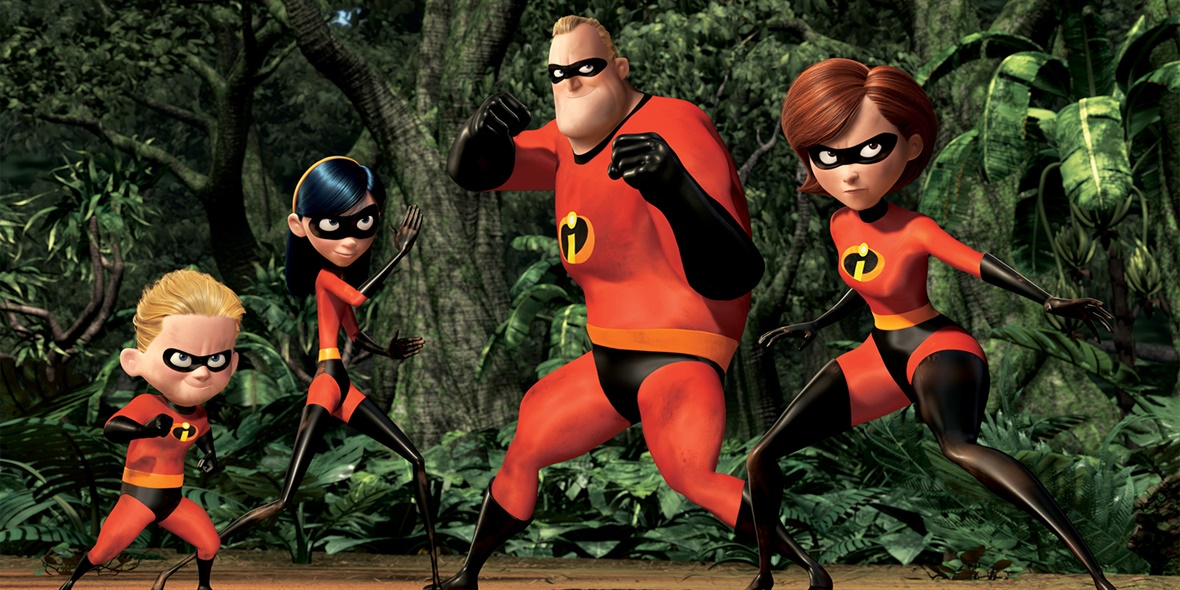 The Incredibles (OV)