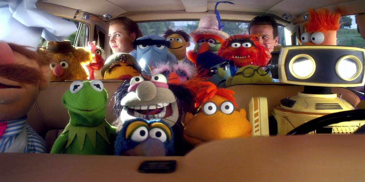 The Muppets (OV)
