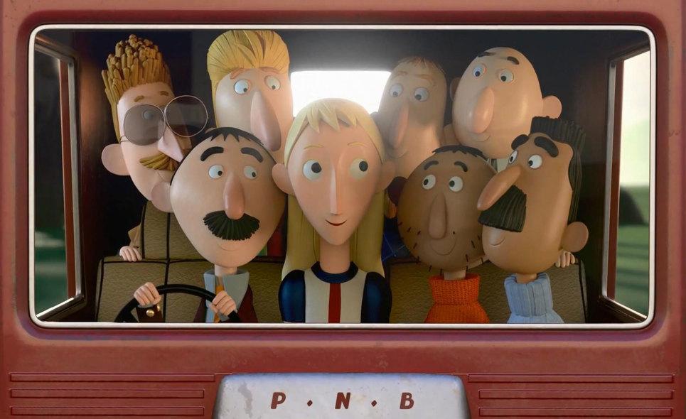 2018 Oscar Nominated Shorts Animation