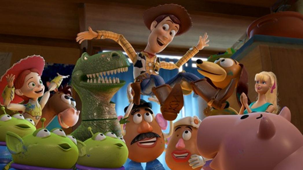 Toy Story 3 (OV)