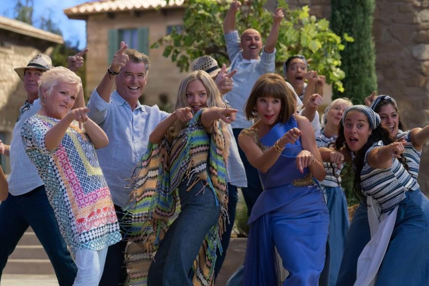 Mamma Mia! Here We Go Again Sing-a-Long