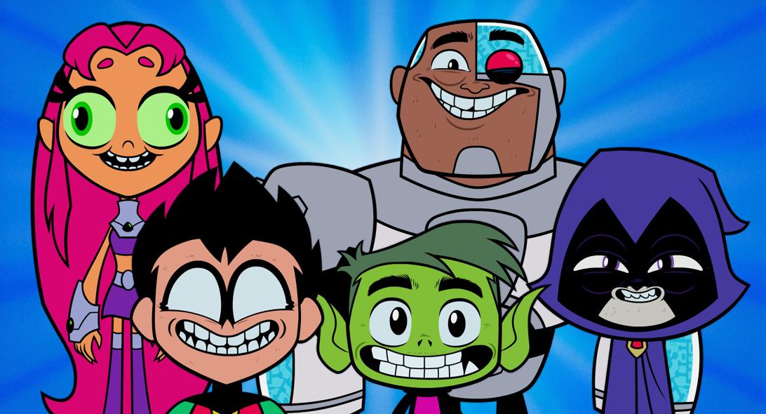 Teen Titans Go! To the Movies (Nederlandse Versie)
