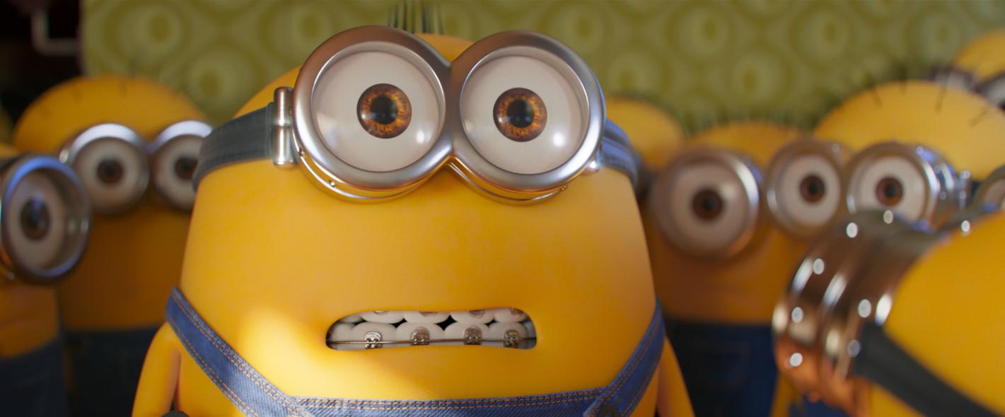 Minions: Hoe Gru superschurk werd (NL)