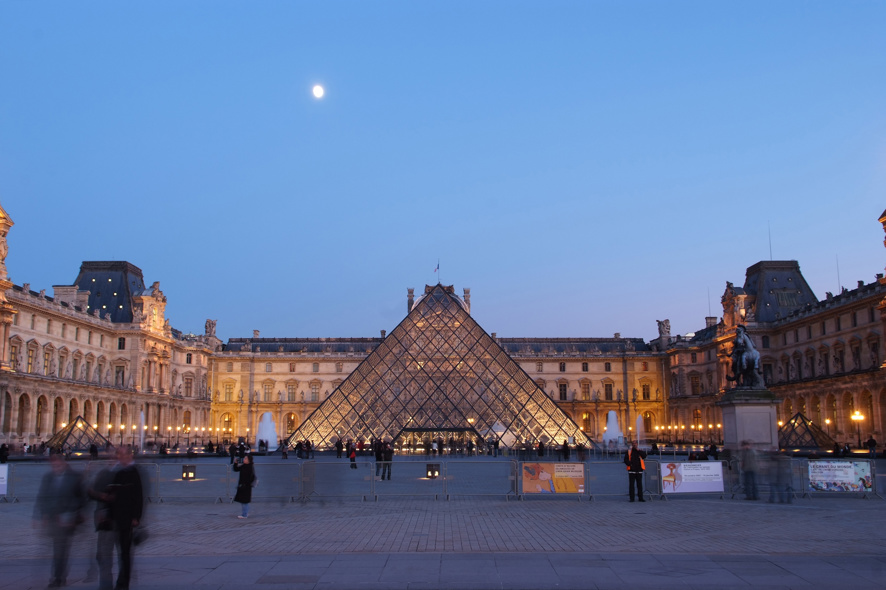 A Night at the Louvre, Leonardo Da Vinci