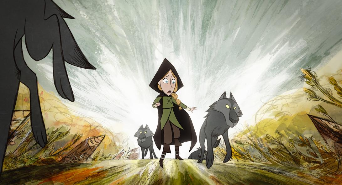 Wolfwalkers (Nederlandse versie)