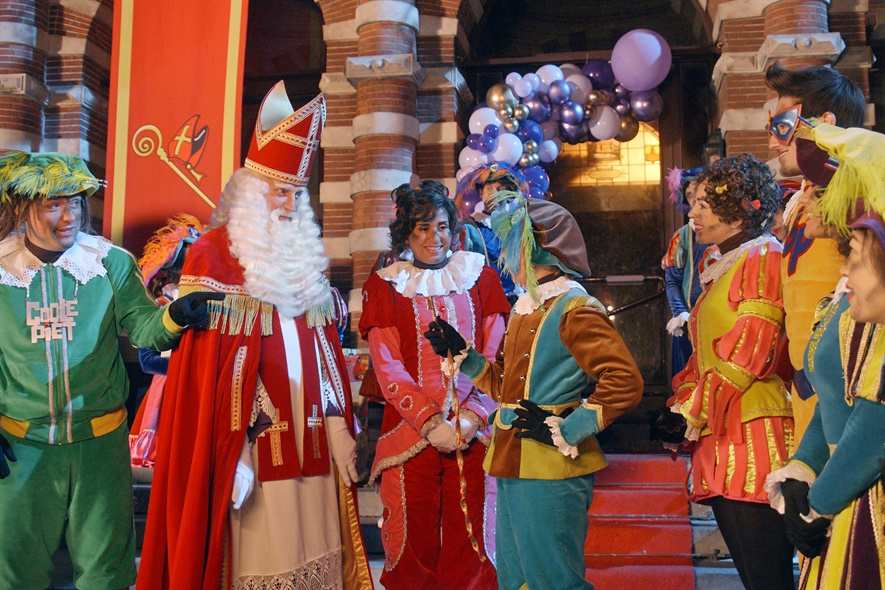 De Club Van Sinterklaas en het Vergeten Pietje
