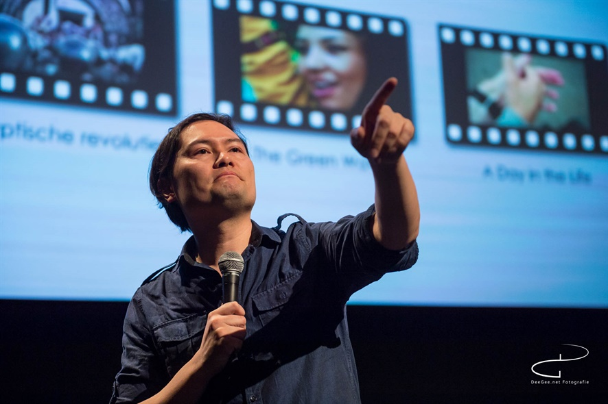 Pathé Filmeducatie: Rudi de Boer