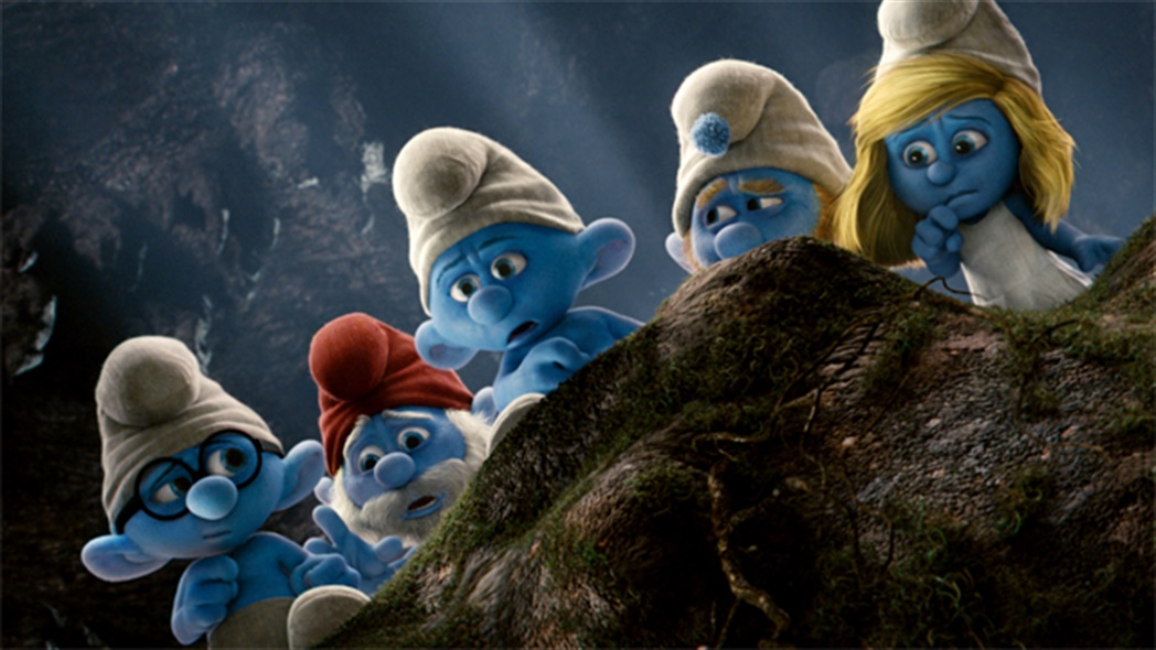 The Smurfs (OV)