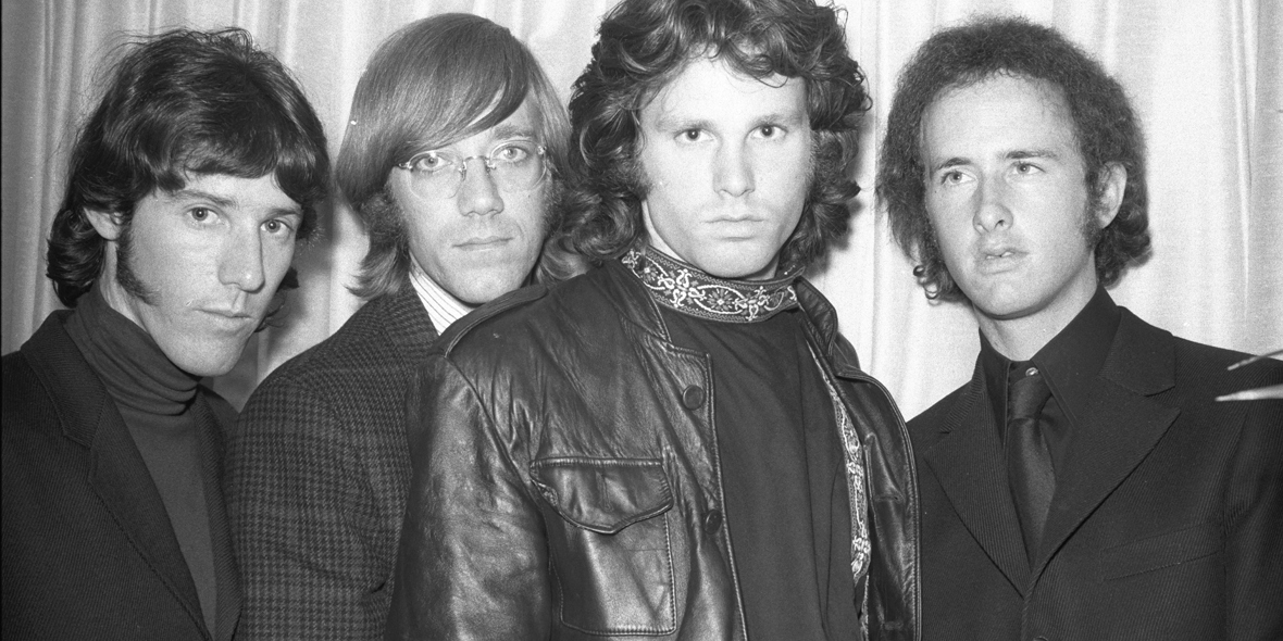 The Doors: Break on Through