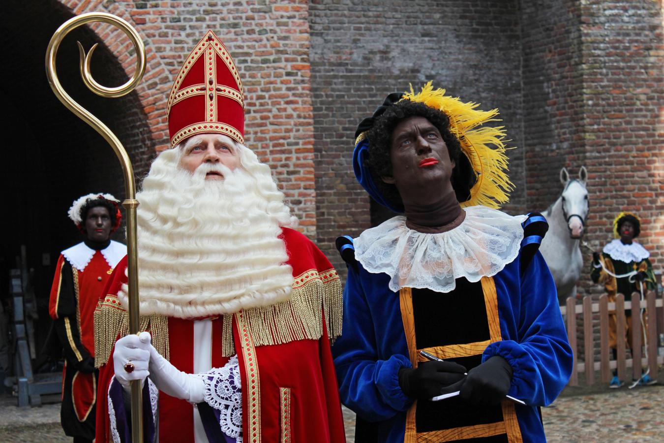 De Club Van Sinterklaas En Het Geheim Van De