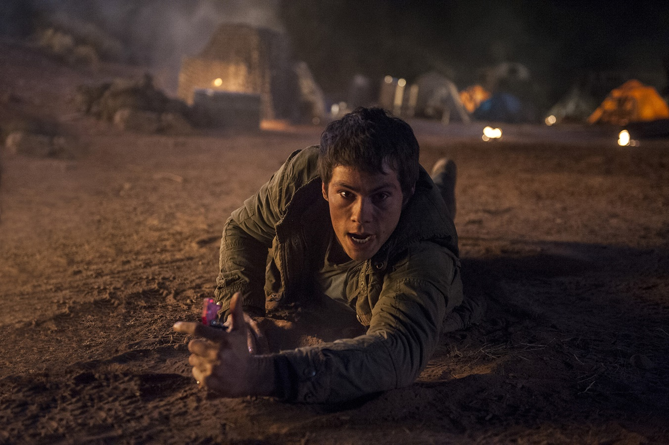 Maze Runner The Scorch Trials 3D
