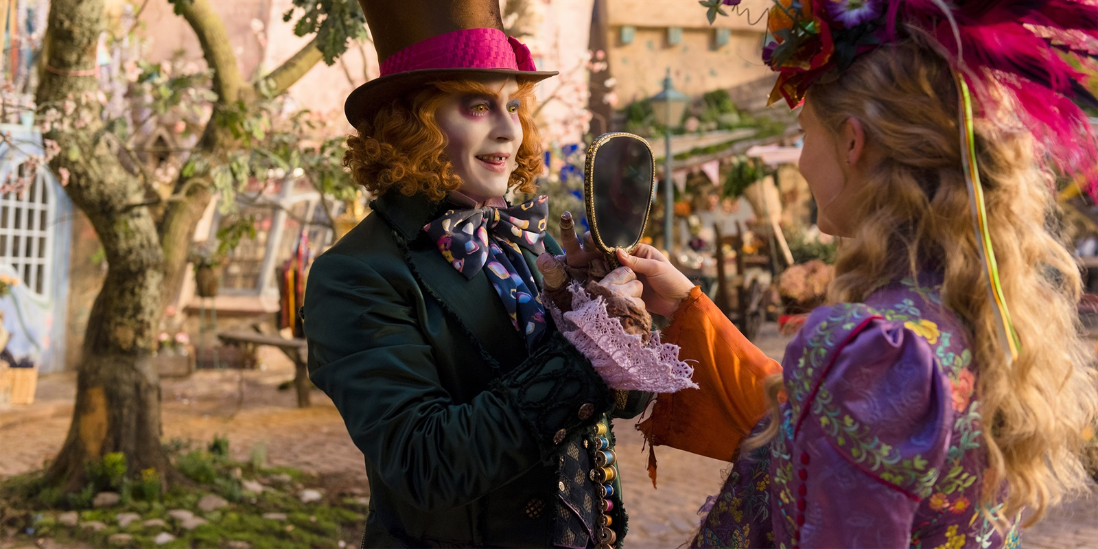Alice Through The Looking Glass Kijk Nu Online Bij Path 233