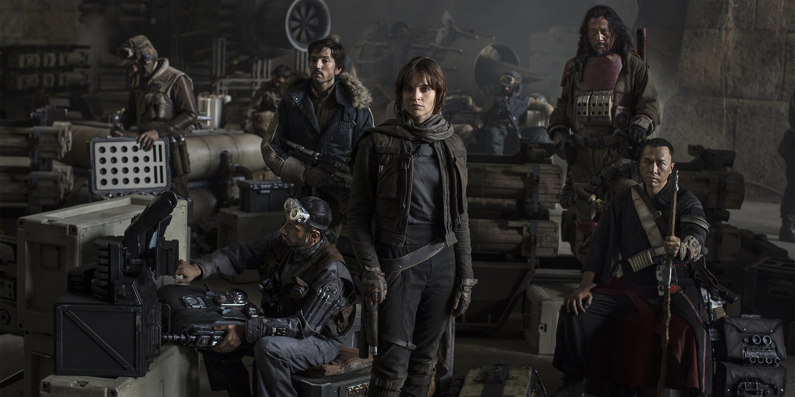 Rogue One: A Star Wars Story Downloaden