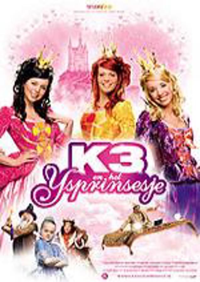 K3 En Het Ijsprinsesje Trailer Reviews Amp Meer Path 233