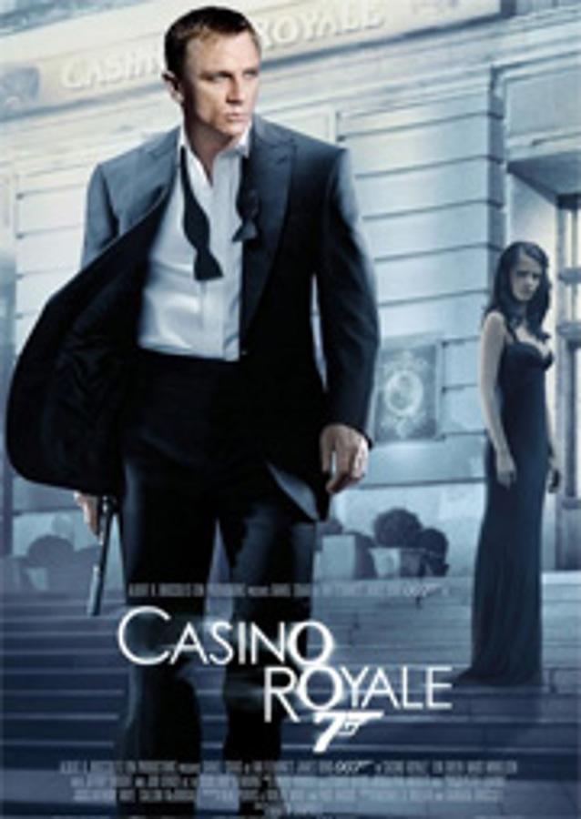 Casino royale trailer