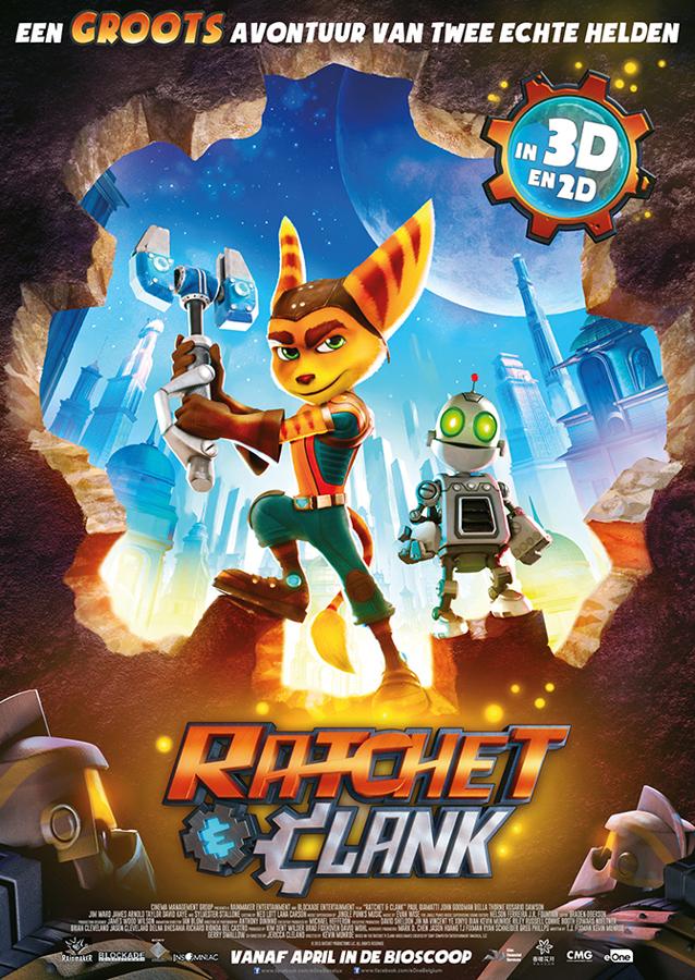 Ratchet & Clank 3D NL