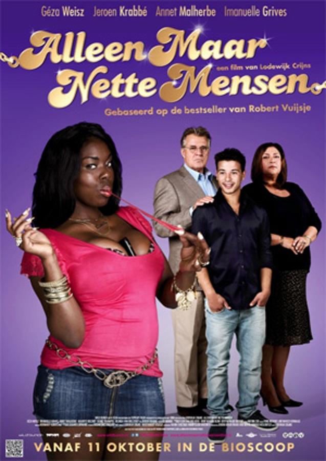 Sigrid ten napel alleen maar nette mensen 2012 - 3 2