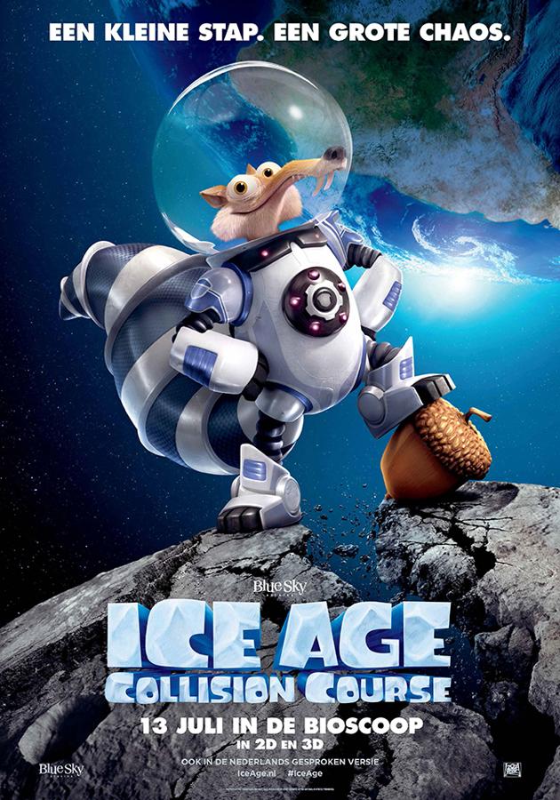 Ice Age 5 3D NL