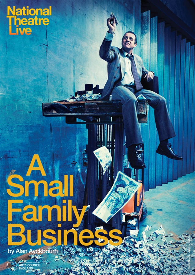 a review of the play a small family business Click below to download the a small family business cast list in pdf format   read full review  returns to the national theatre for the first time since its  celebrated premiere in 1987, when it won the evening standard award for best  play.