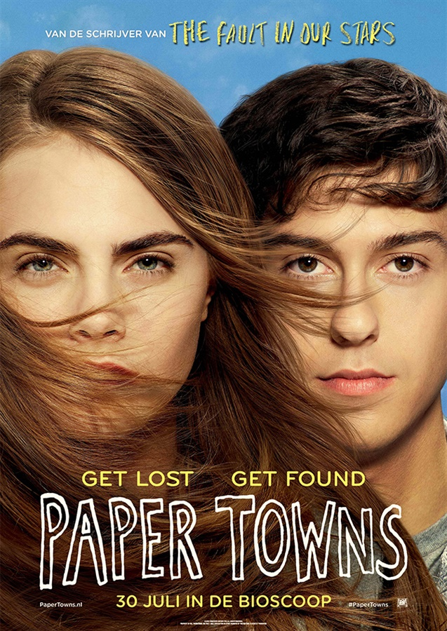 Paper Towns | Filmrecensie