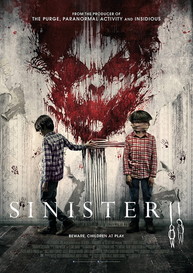 marketing poster Sinister II