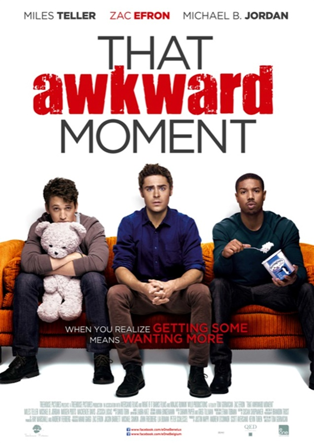 That Awkward Moment Poster Posters That Awkward Moment