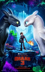 How to Train Your Dragon 3 (Originele versie)