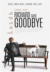 Richard Says Goodbye