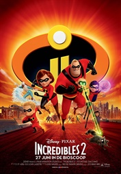 Incredibles 2 (Nederlandse versie)